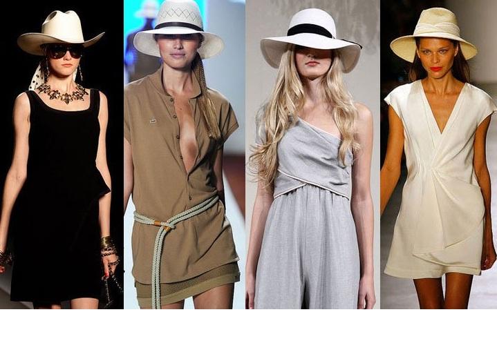 Женские шляпы 2015