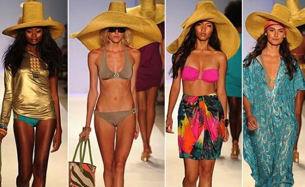 Летние женские шляпы