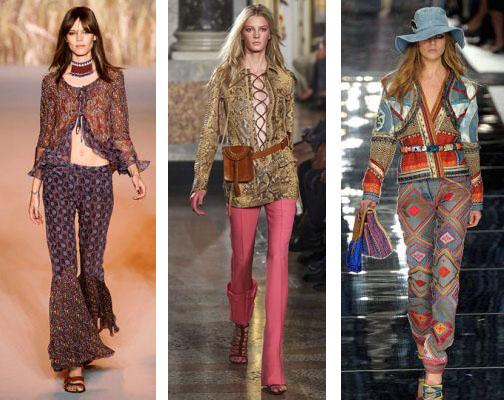 Модные ретро блузки