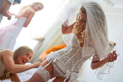 выбираем свадебное нижнее белье