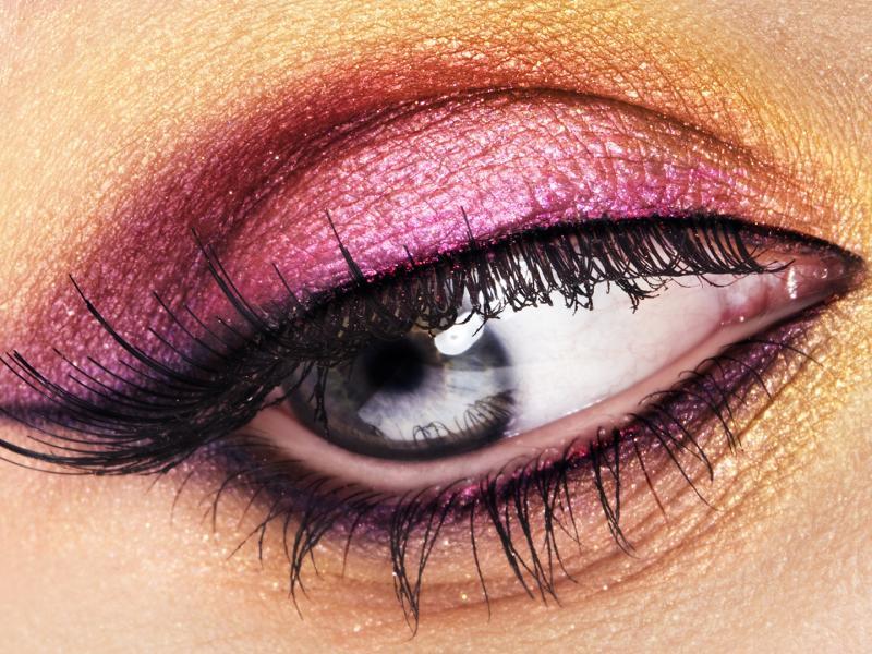 макияж для рыжеволосых