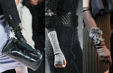 модные перчатки 2016