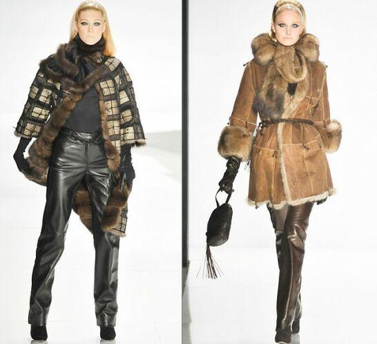 модные дубленки осень-зима 2015 2016
