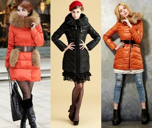 куртки осень-зима 2015-2016