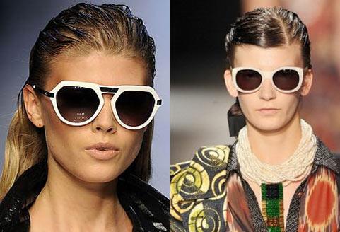 Прическа 2016: эффект мокрых волос-1