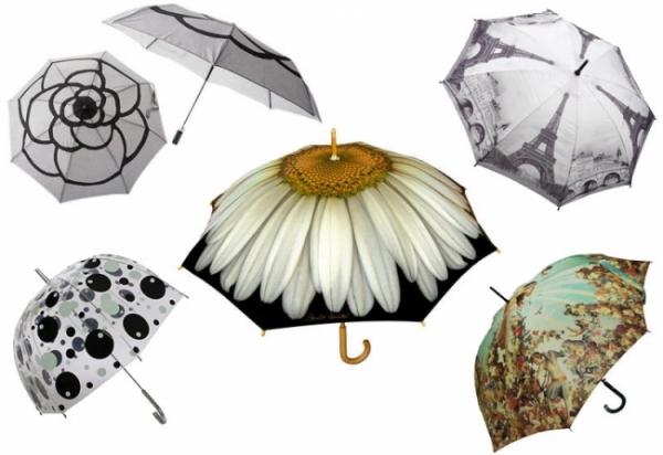 модные зонты осень 2015