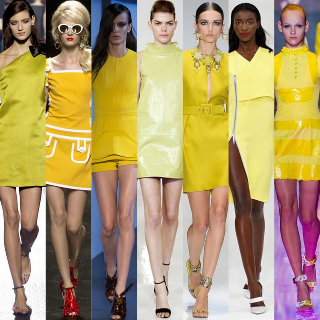 Модные тенденции весна-лето 2015-2016