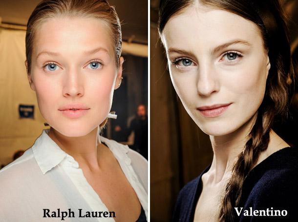 Естественный макияж 2016