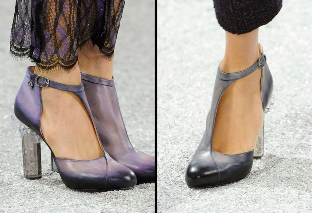 туфли на Новый год 2016