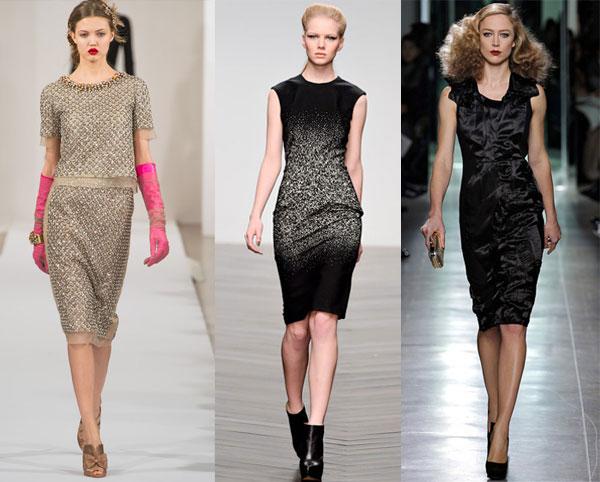 модные платья, фото 2016