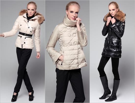 модные пуховики осень-зима 2015 2016