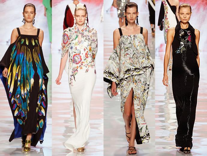 Какое платье выбрать на осень 2012 и зиму 2013. Модные осенние