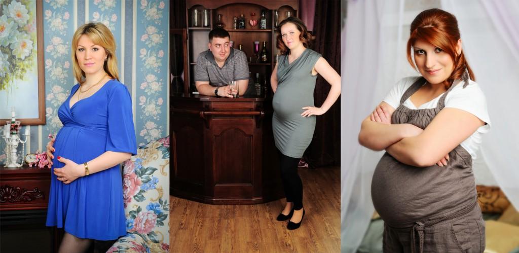 повседневная одежда для беременных 2017