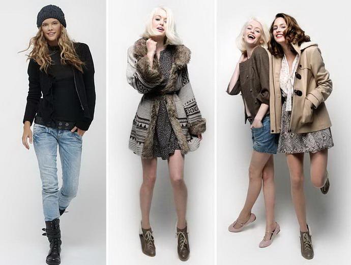 Ретро-стиль на этот раз представлен дизайнерами в 60-х годах ХХ века. В свое время ему дали название «молодежный», потому что пальто, плащи и платья