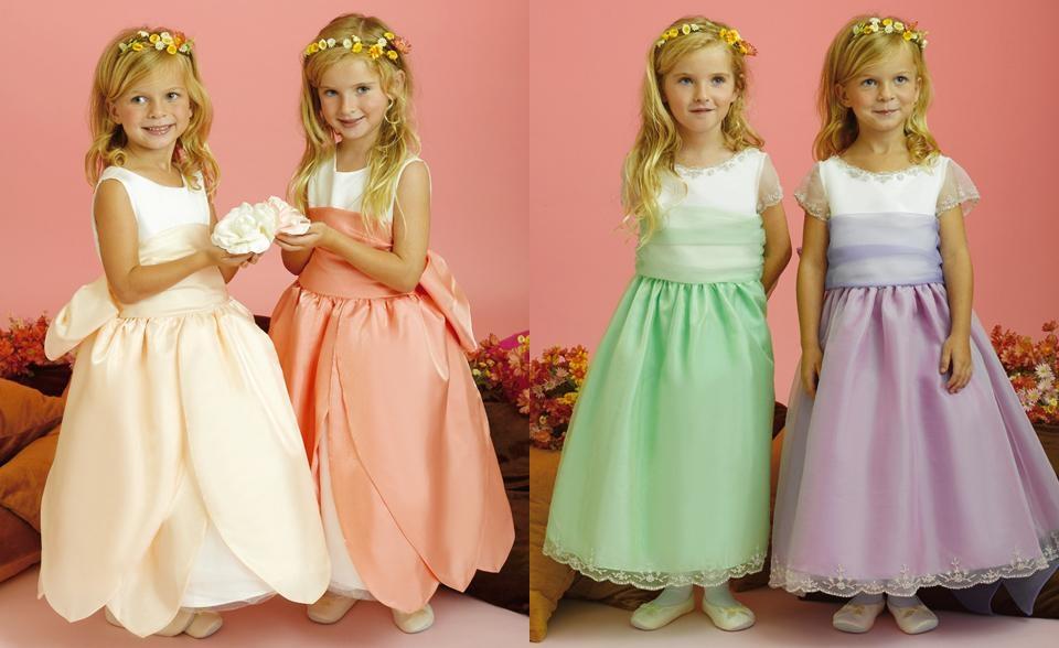детские платья 2016