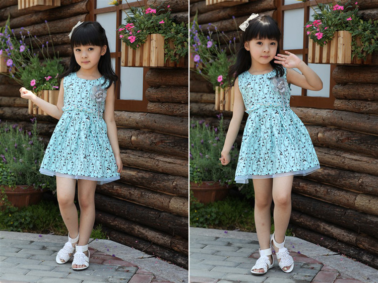 Детские вечерние платья 2016