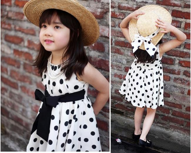 Материалы для детских платьев 2016