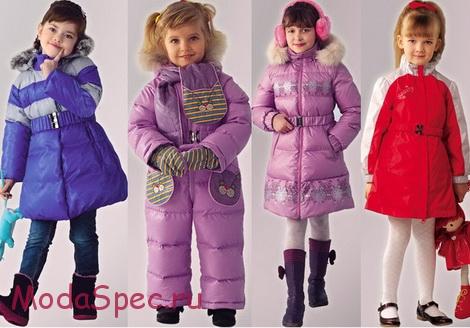 модная одежда для девочек сезона осень 2016