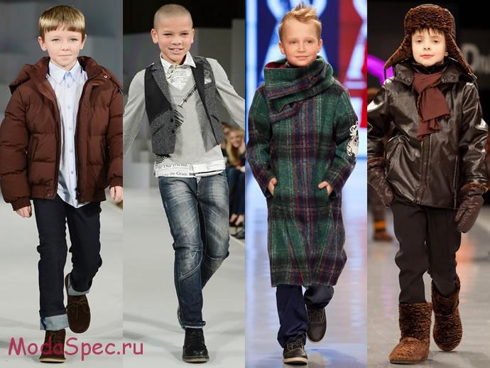 модная одежда для мальчиков сезона осень 2016