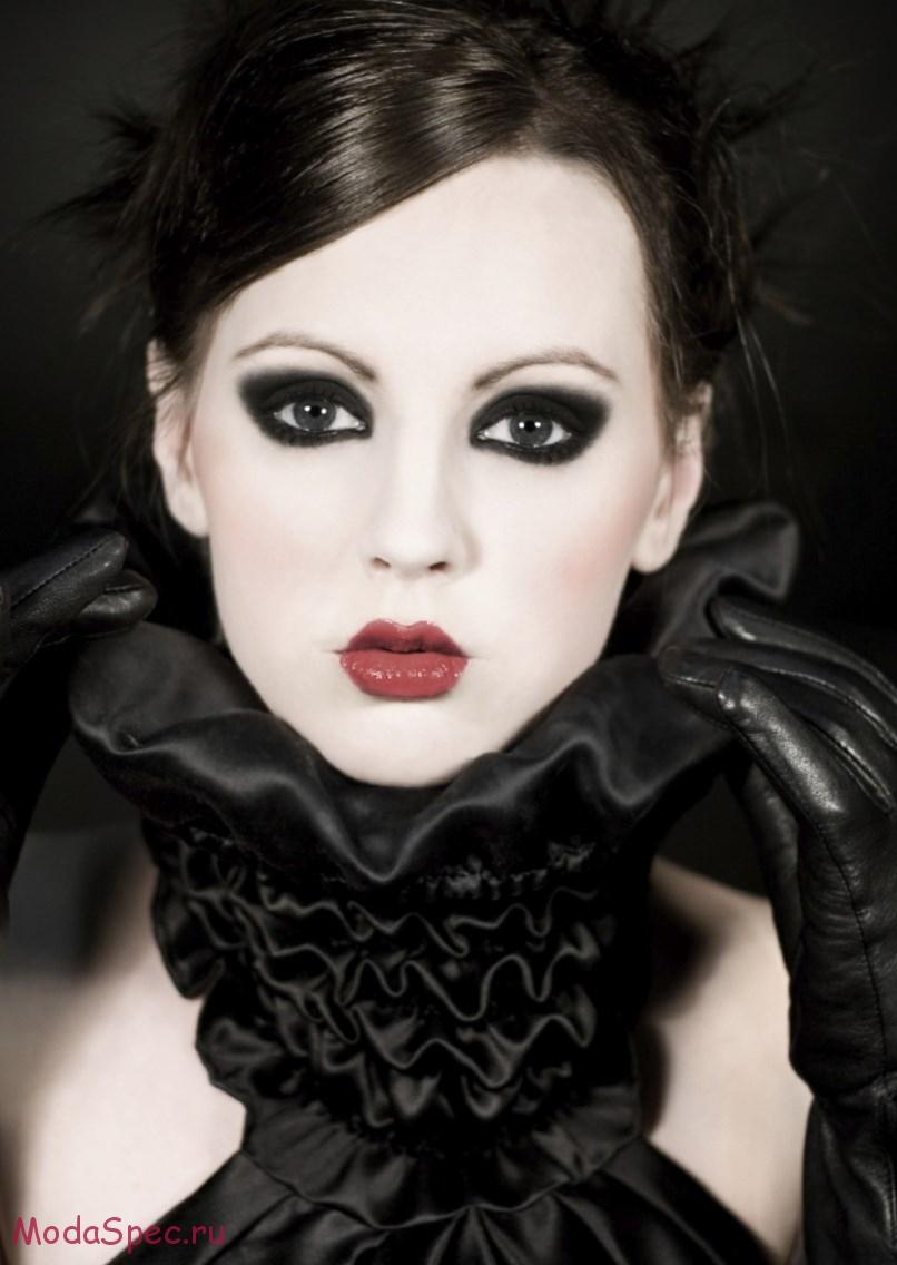 Эротичный макияж фото 11 фотография