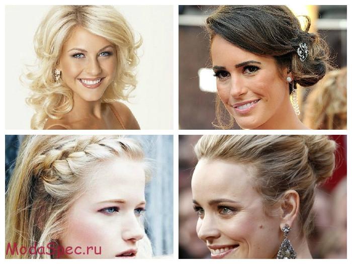 Прически на каждый день 2016 на средние волосы