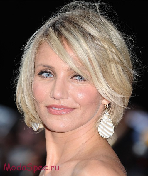 "LONDON, ENGLAND - MAY 22: Cameron Diaz attends the UK premiere of ""What To Expect When You're Expecting"" at BFI IMAX on May 22, 2012 in London, England. (Photo by Ferdaus Shamim/WireImage)"